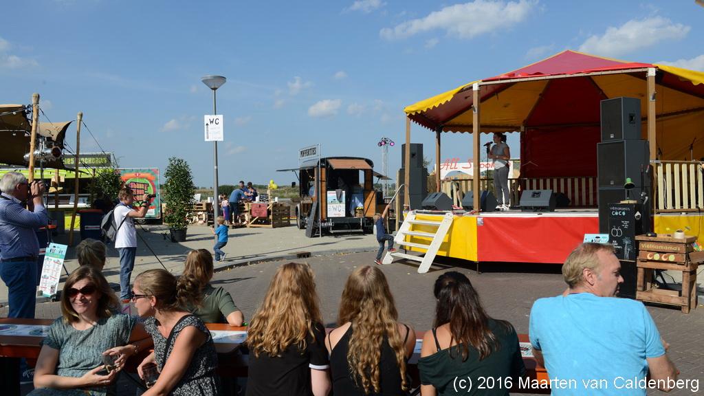 Suzanne van der Els op Hippen Happen